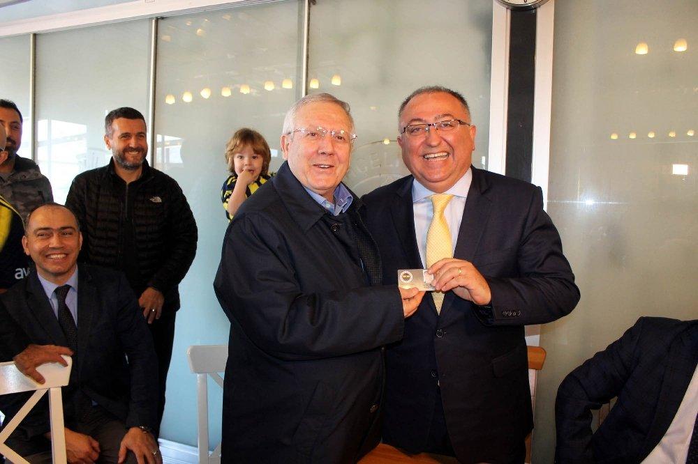 Aziz Yıldırım, Yalova'da Pota Açılışına Katıldı