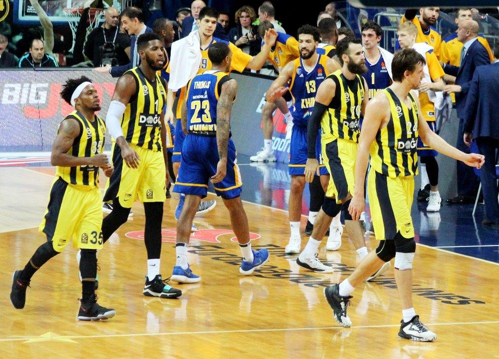 Fenerbahçe, Rus Ekibi Devirdi
