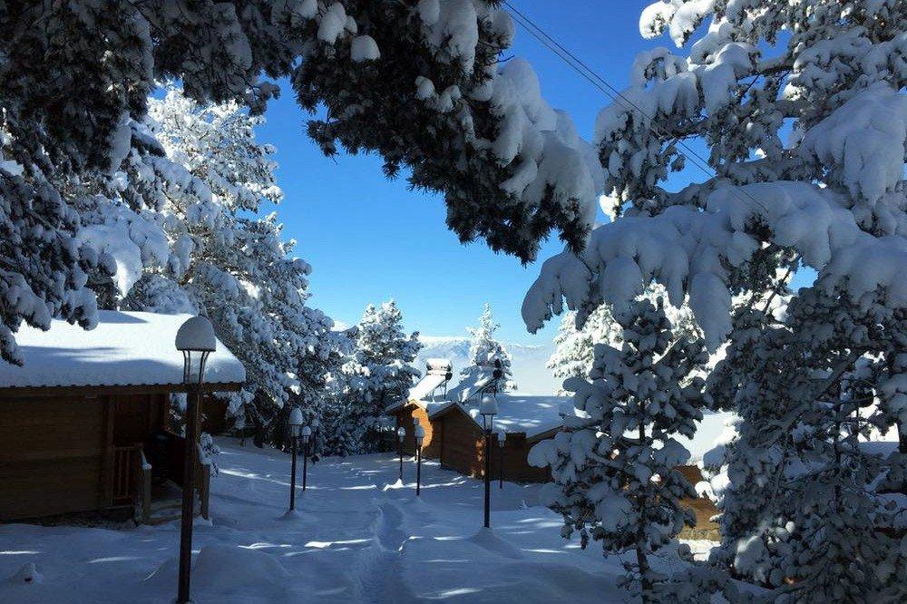 Limni Gölü Tabiat Parkından Kartpostallık Görüntüler