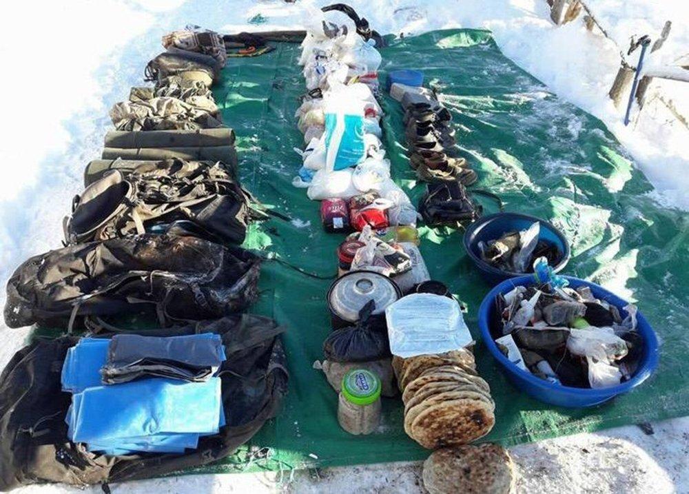 Kış Hazırlığı Yapan Pkk'ya Karadeniz'de Darbe Vuruldu