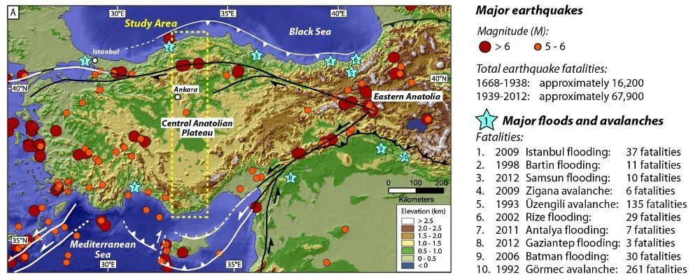 Avrupa'dan Deprem Uzmanları Türkiye'de