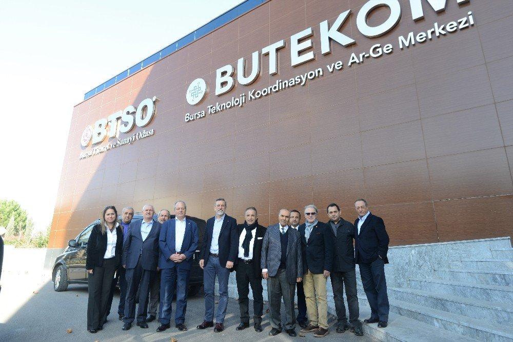 Btso Başkanı İbrahim Burkay: