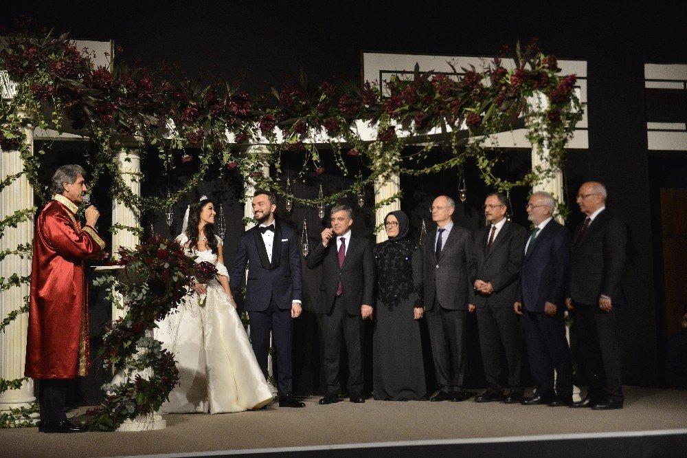 Siyaset Ve İş Dünyası Bu Düğünde Buluştu