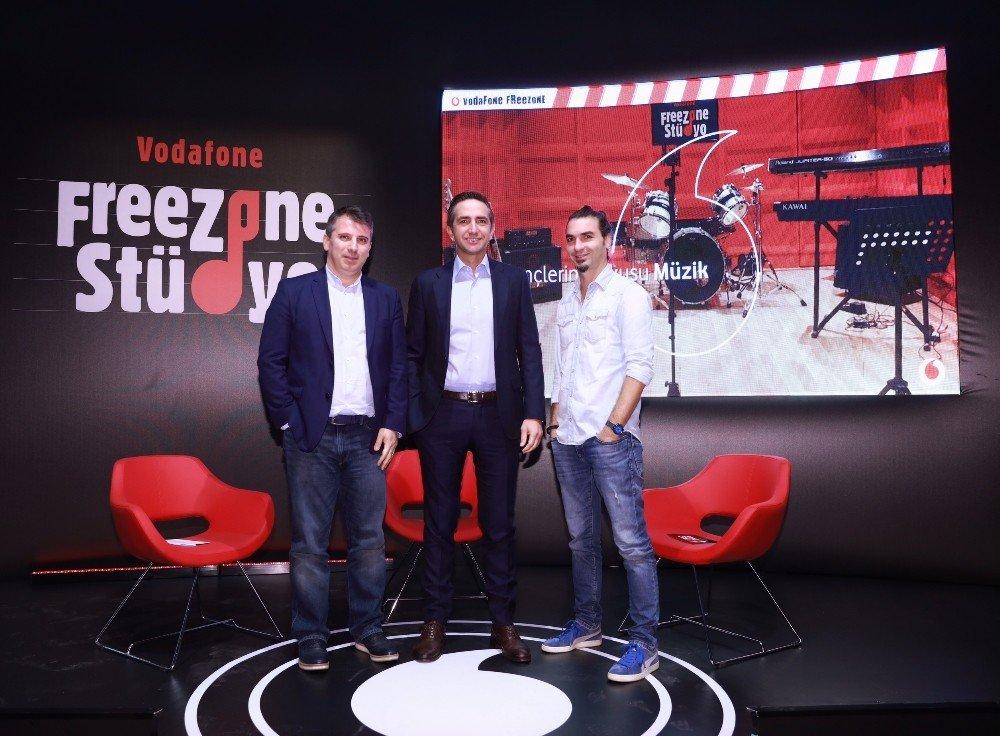 Vodafone Freezone Stüdyo, Vodafone Park'ta Açılıyor