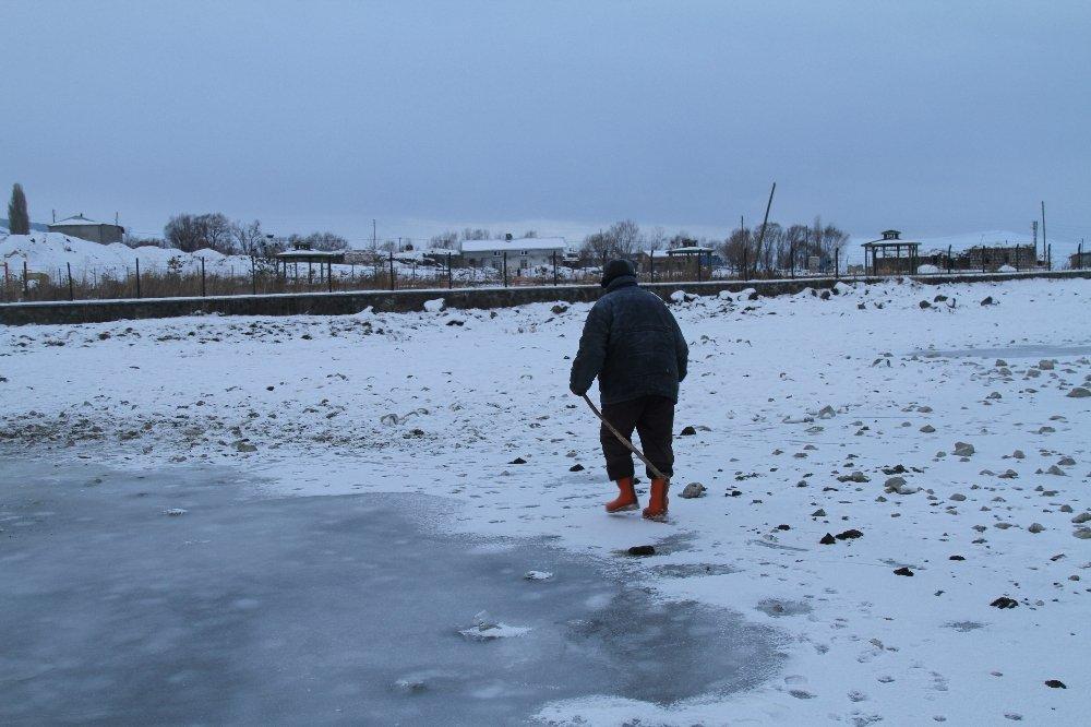 Yurttan Kar Kış Manzaraları