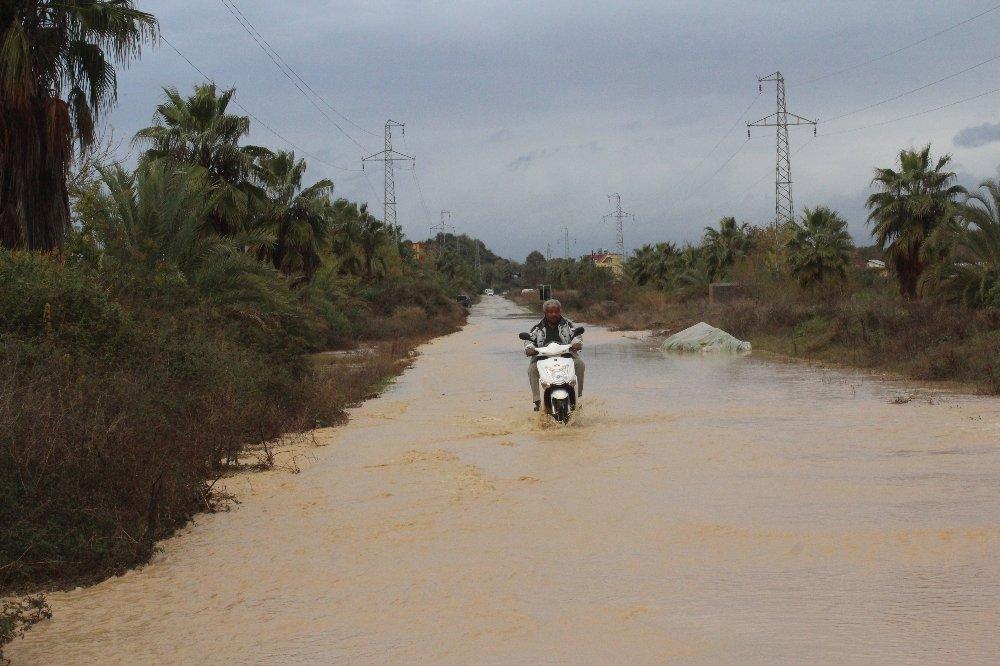 Manavgat Sular Altında