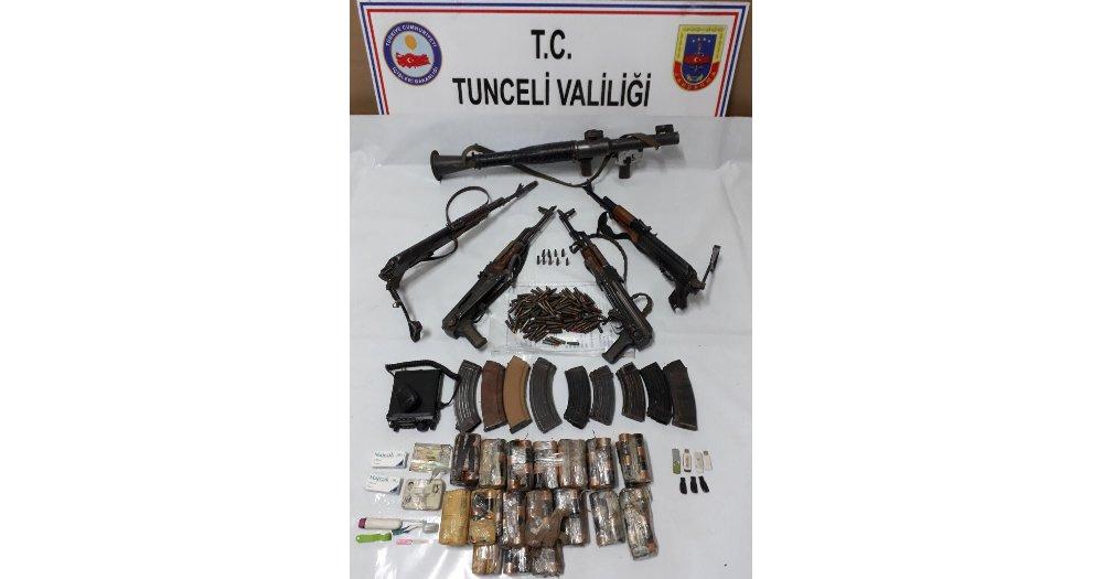 Tunceli'de Büyük Terör Saldırısı Önlendi
