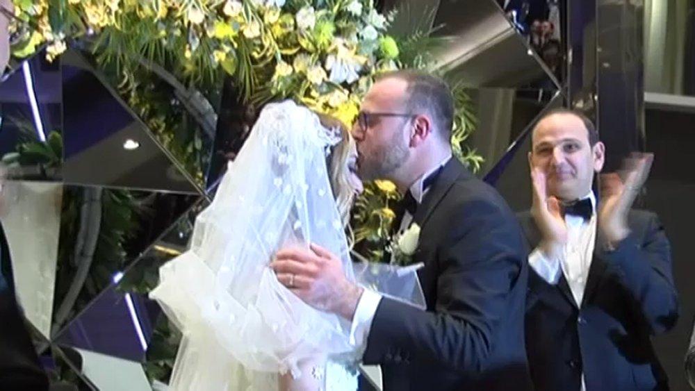 Selehaddin Aydoğdu'nun Kızı Dünya Evine Girdi