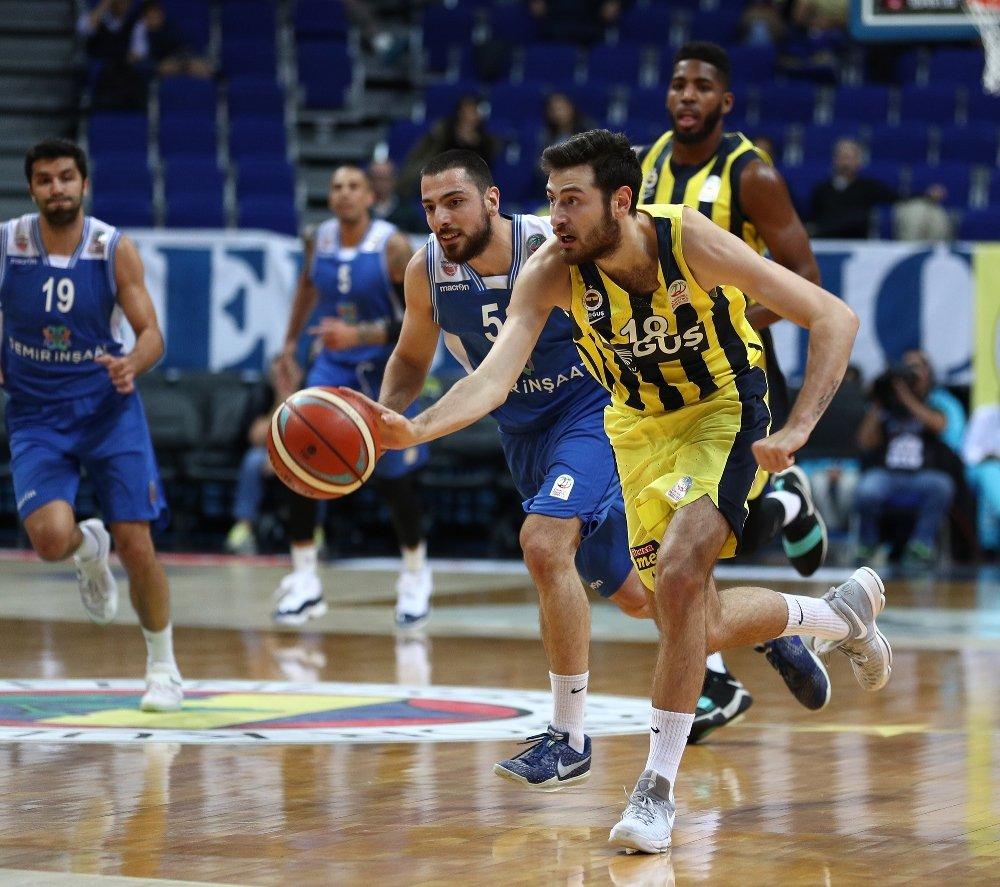 Fenerbahçe Doğuş 6. Galibiyetini Aldı