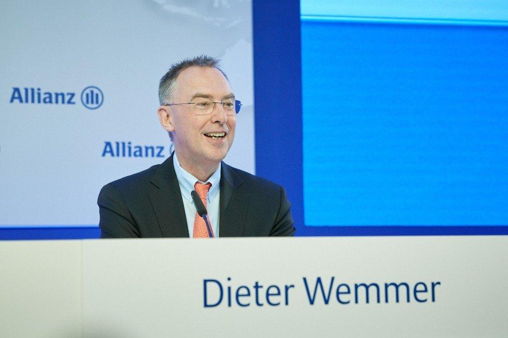 Allianz'ın Toplam Geliri 28,3 Milyar Avroya Ulaştı