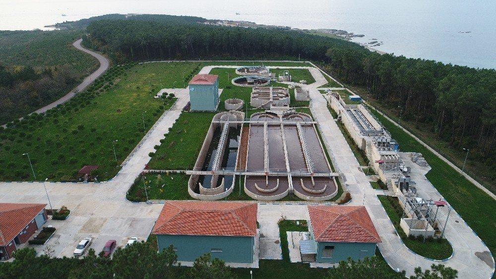 Kocaeli'deki Atık Suların Yüzde 99'u Arıtılıyor