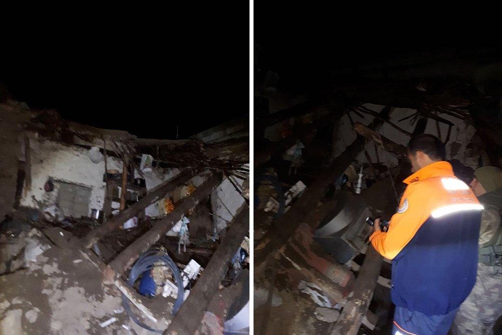 Siirt'te Ev Çöktü: 3 Ölü, 5 Yaralı