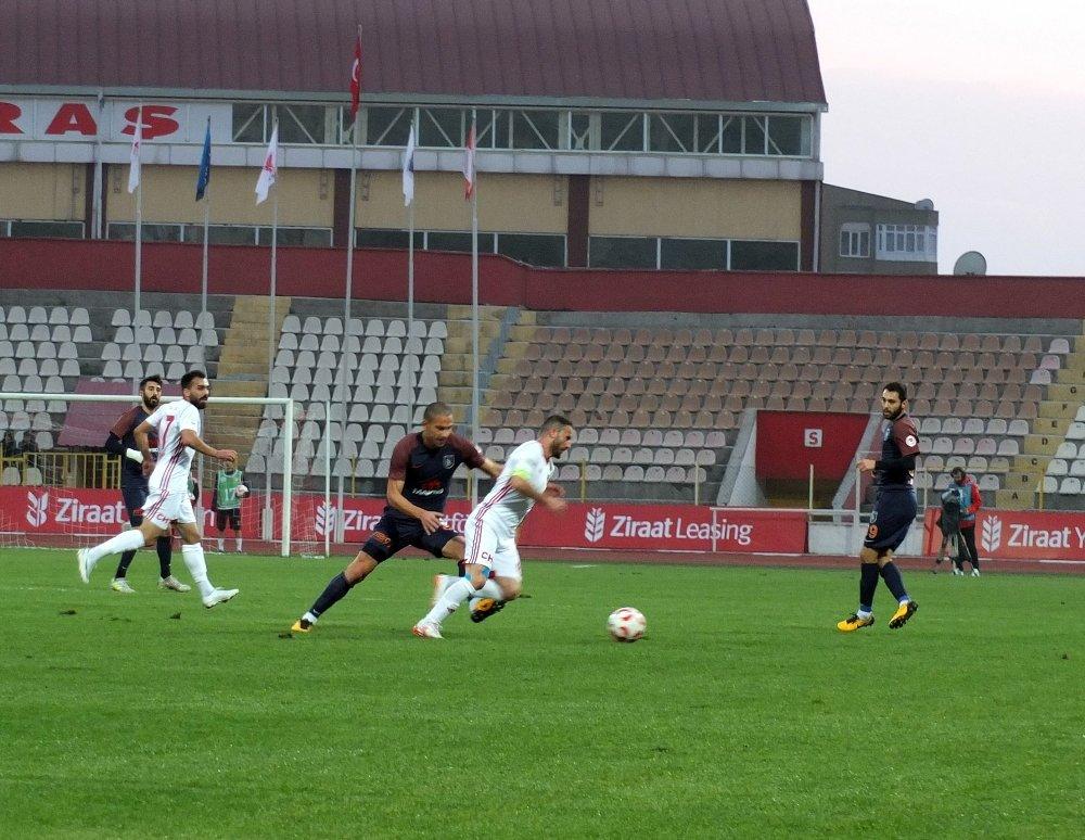 Başakşehir, Kahramanmaraş'ta Kazandı