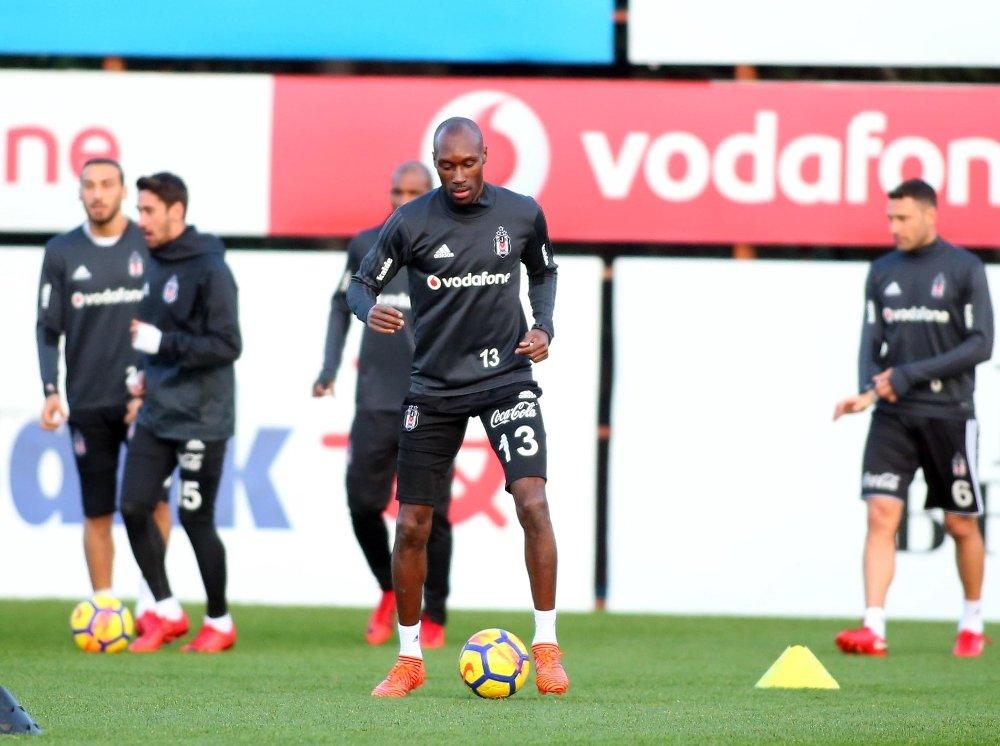 Beşiktaş Derbiye Sıkı Hazırlanıyor