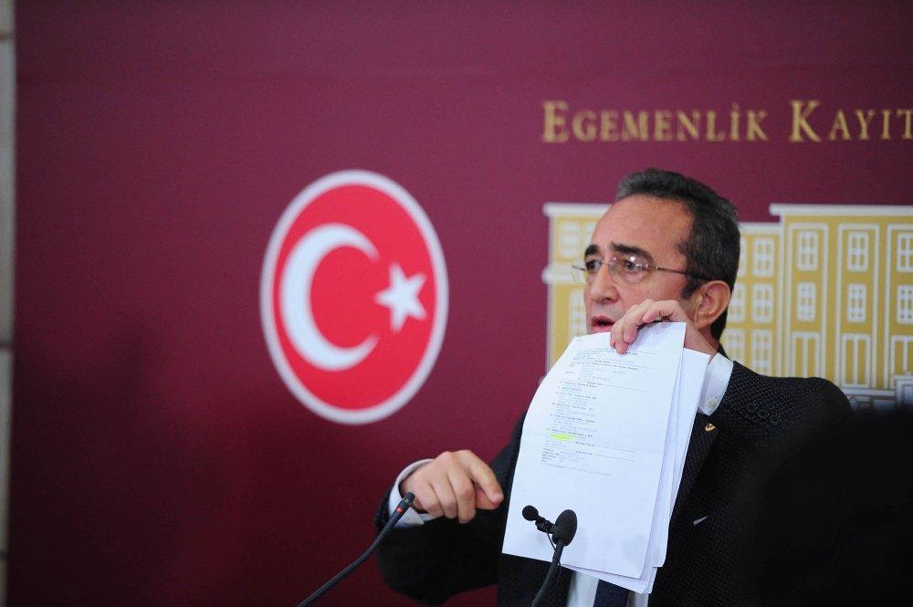 Tezcan Kılıçdaroğlu'nun Açıkladığı Belgeleri Dağıttı