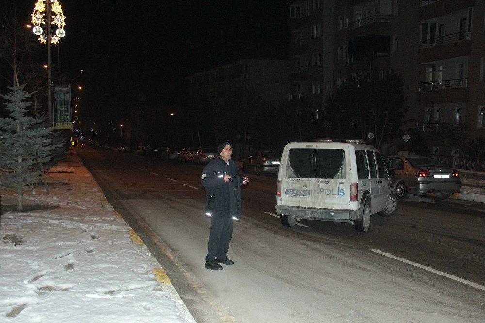 Erzurum'da Hareketli Dakikalar: Polis Alarma Geçti