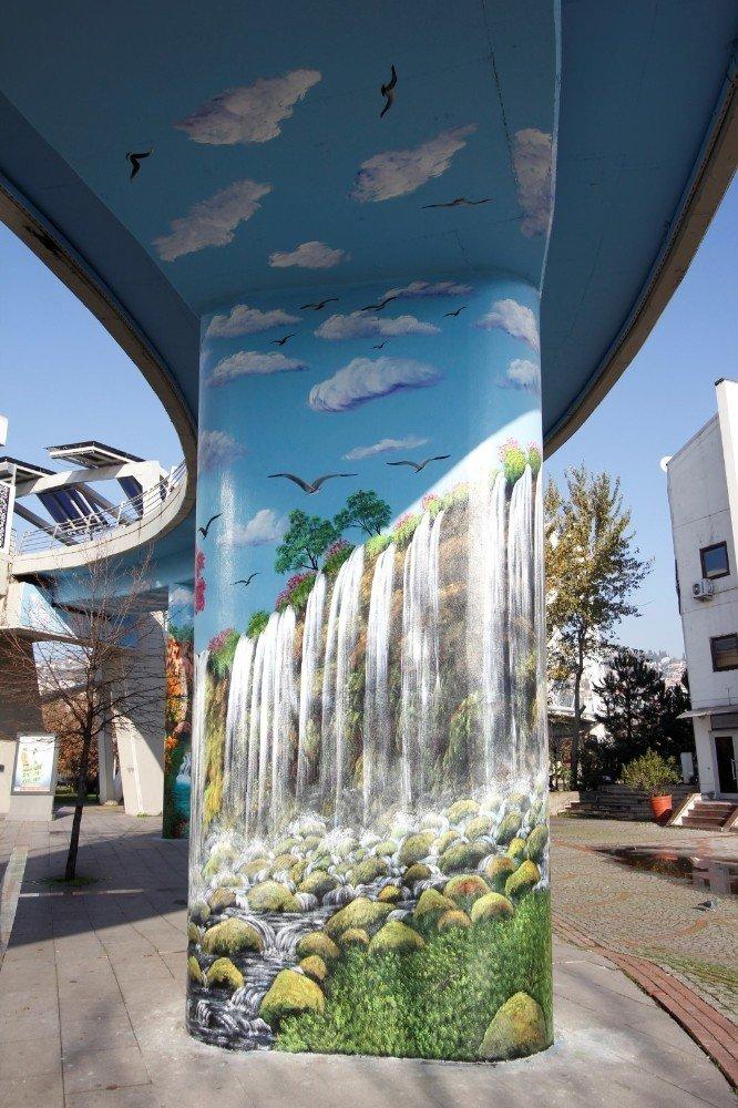 Kocaeli'de Sanat, Sokaklar İle Buluşuyor