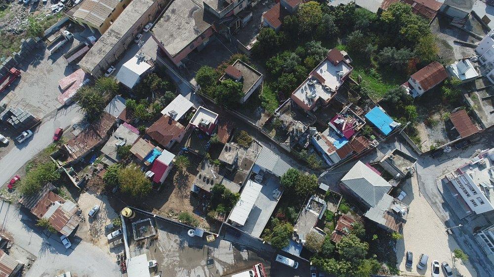 Gizemli Kazının Yapıldığı Mahallede 'Çökme' Korkusu