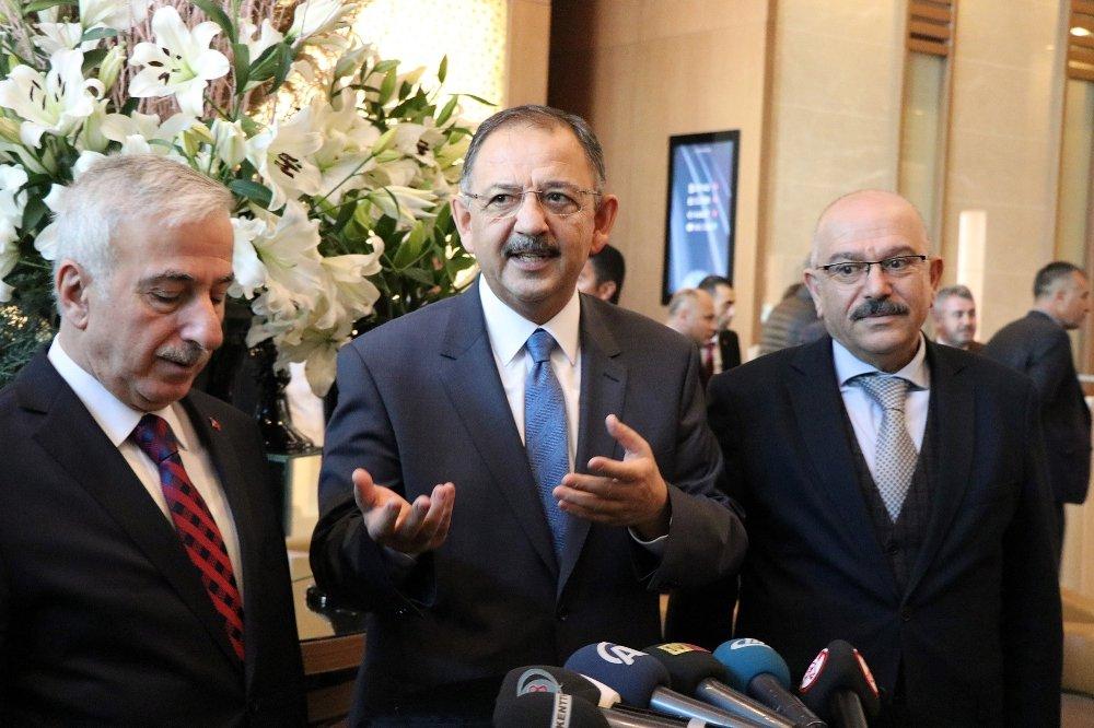 Özhaseki'den Kılıçdaroğlu'na: