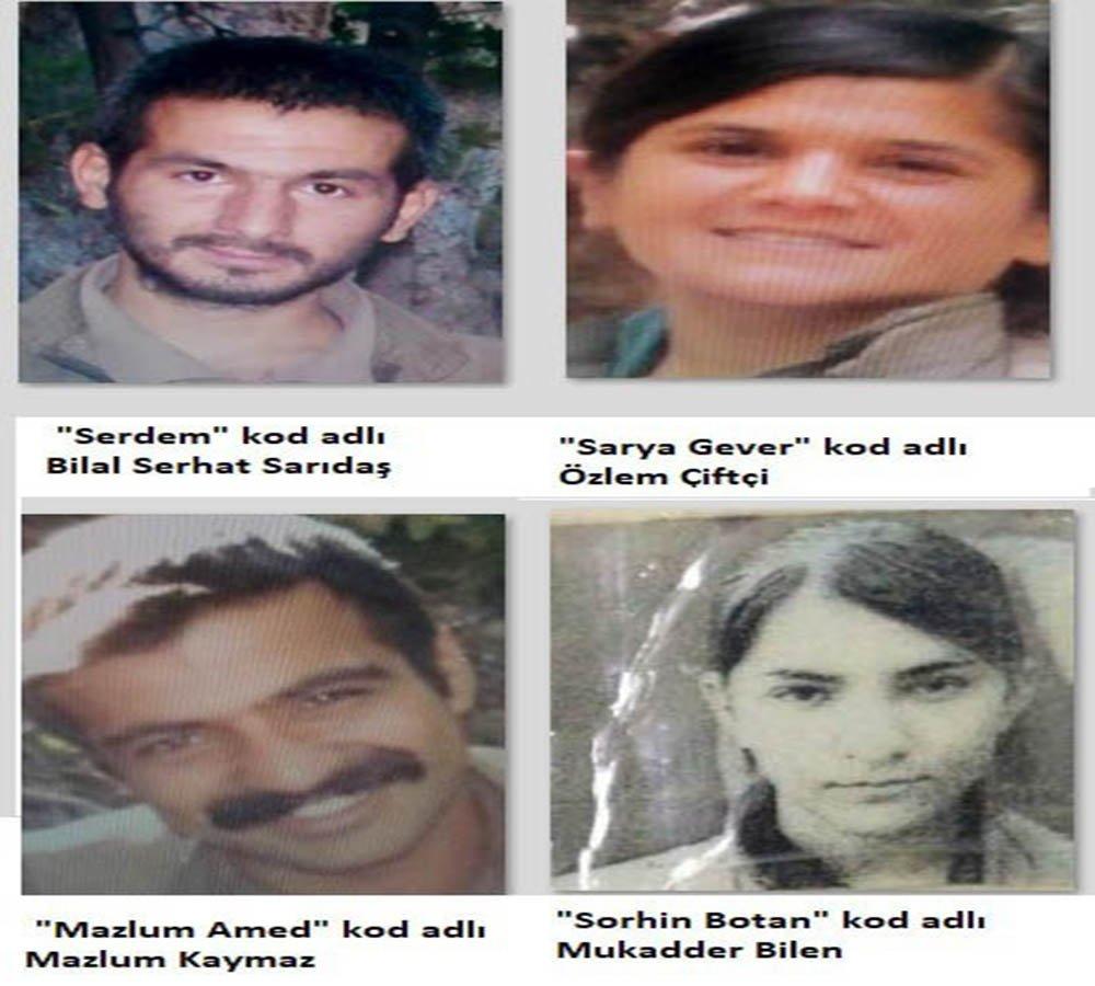 4 Teröristin Öldürüldüğü Operasyona Özel Klip