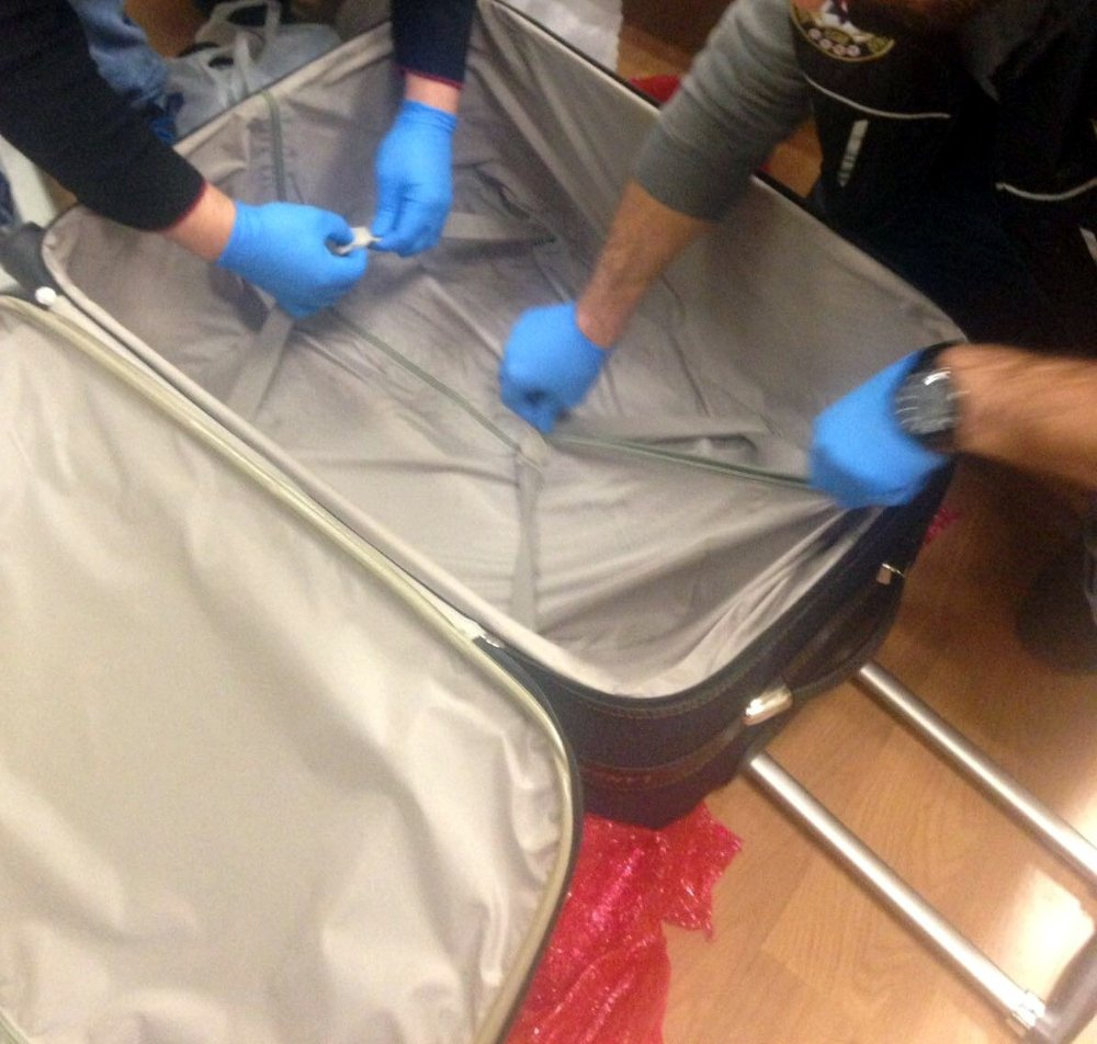 Lübnanlı Yolcunun Valizinden 5 Kilo Kokain Çıktı