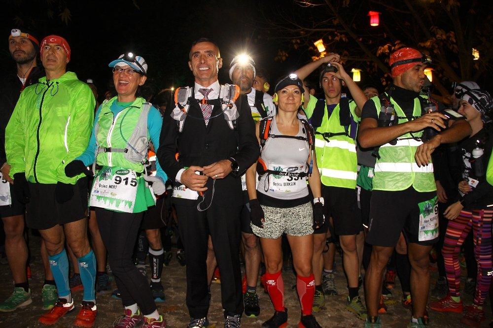 Kazdağları'nda 'Ultra Maraton' Heyecanı