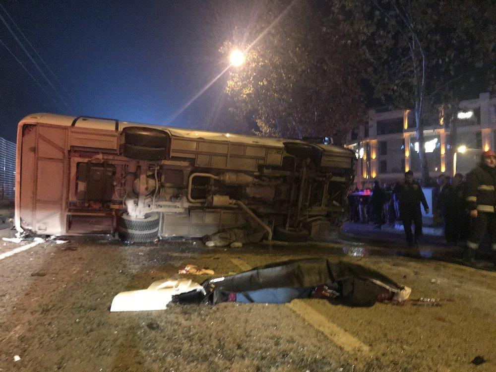 4 Kişinin Öldüğü Kaza Faciasından Alkol Çıktı
