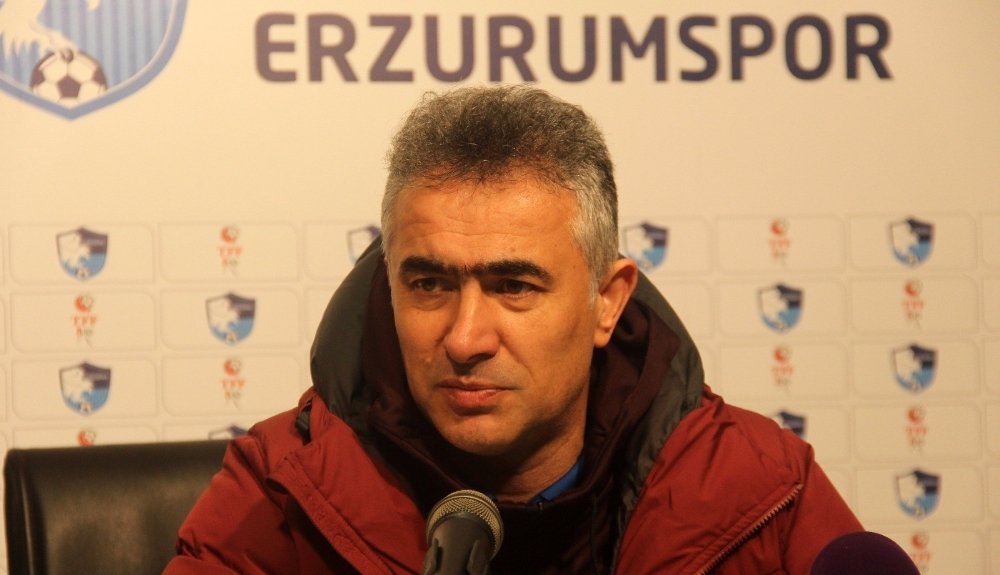 Erzurumspor ile Manisaspor yenişemedi