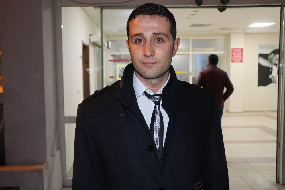 AK Parti'li başkanının babasına saldırı