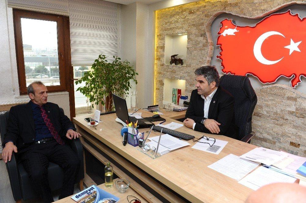 Türk Metal Sendikası Emek Şubesi Başkanı Nizamettin Bilik: