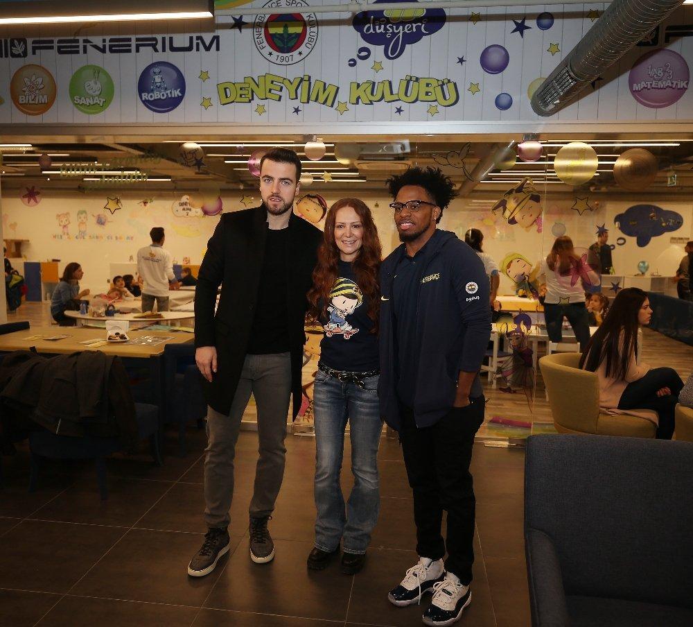 'Fenerbahçe Düşyeri Çocuk Deneyim Kulübü' tanıtıldı