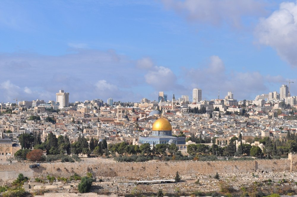 Kudüs'ü artık daha fazla ziyaret etme vakti
