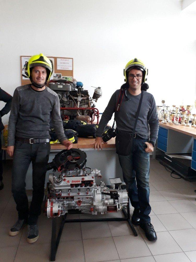 """""""Dijital Çağda Eğitim"""" projesi devam ediyor"""