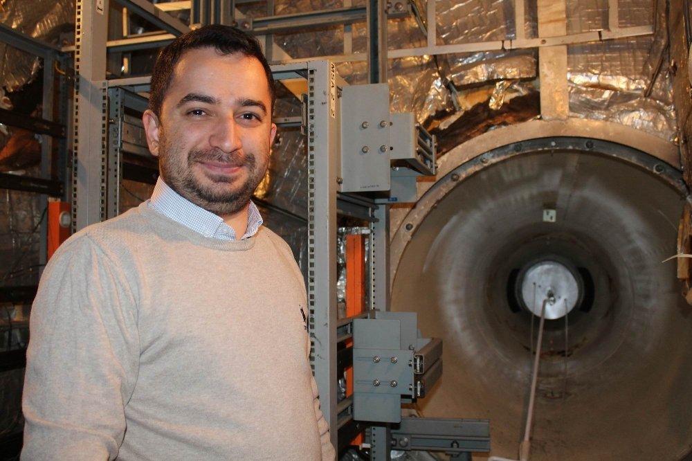 Kayseri'de Türkiye'nin ilk radyo astronomi çalışmaları yapılacak
