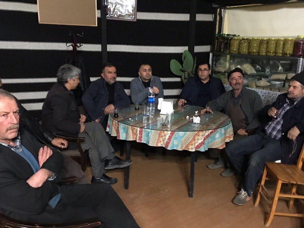 Burdur'da çiğ süt fiyatları ve süt endüstrisi konuşuldu