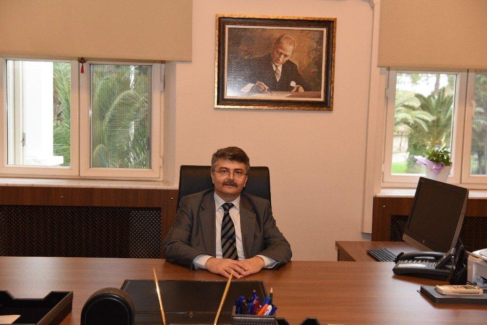 Rektör Prof. Dr. Budak, yardımcılarını belirledi