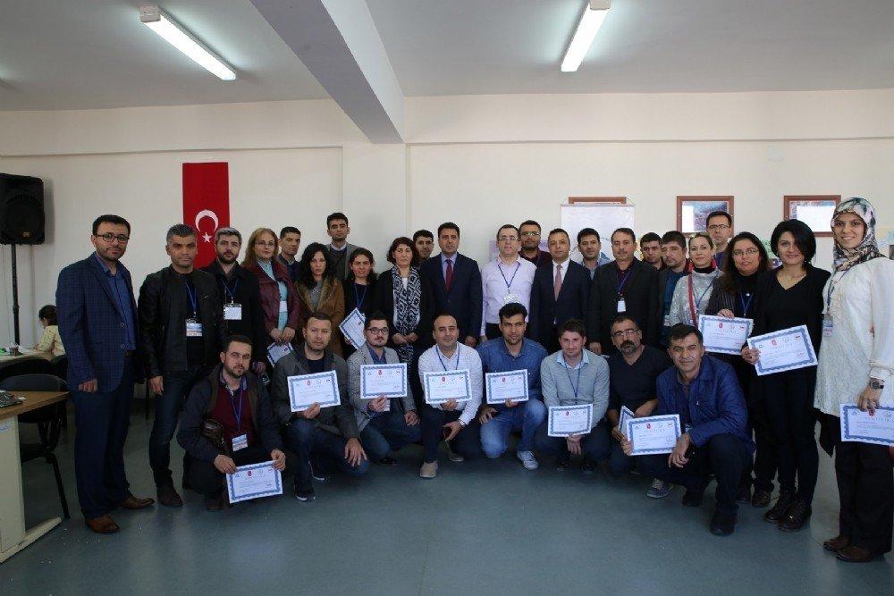Osmaniye'de STEM eğitimi tamamlandı