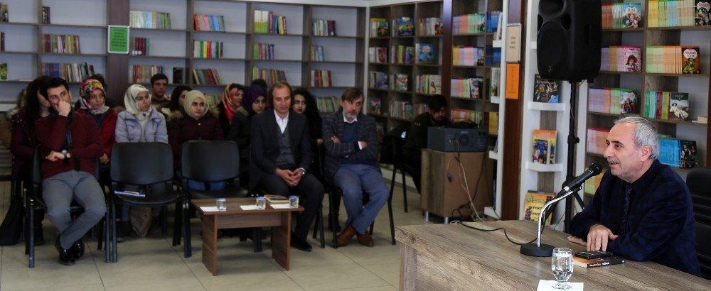 Büyükşehir'den yeni eğitim projesi: Kitap Yazarla Buluşuyor