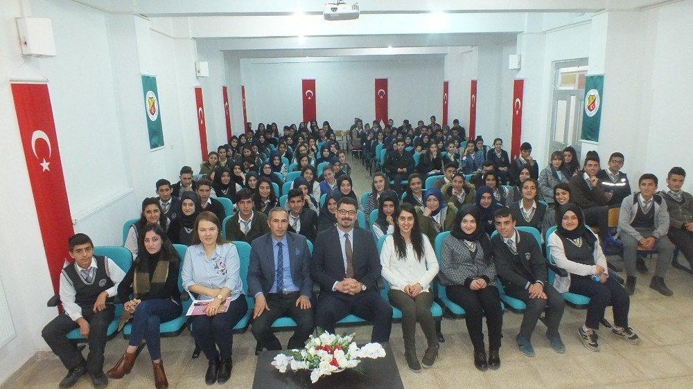Malazgirt'te 'Kariyer Günleri' etkinliği