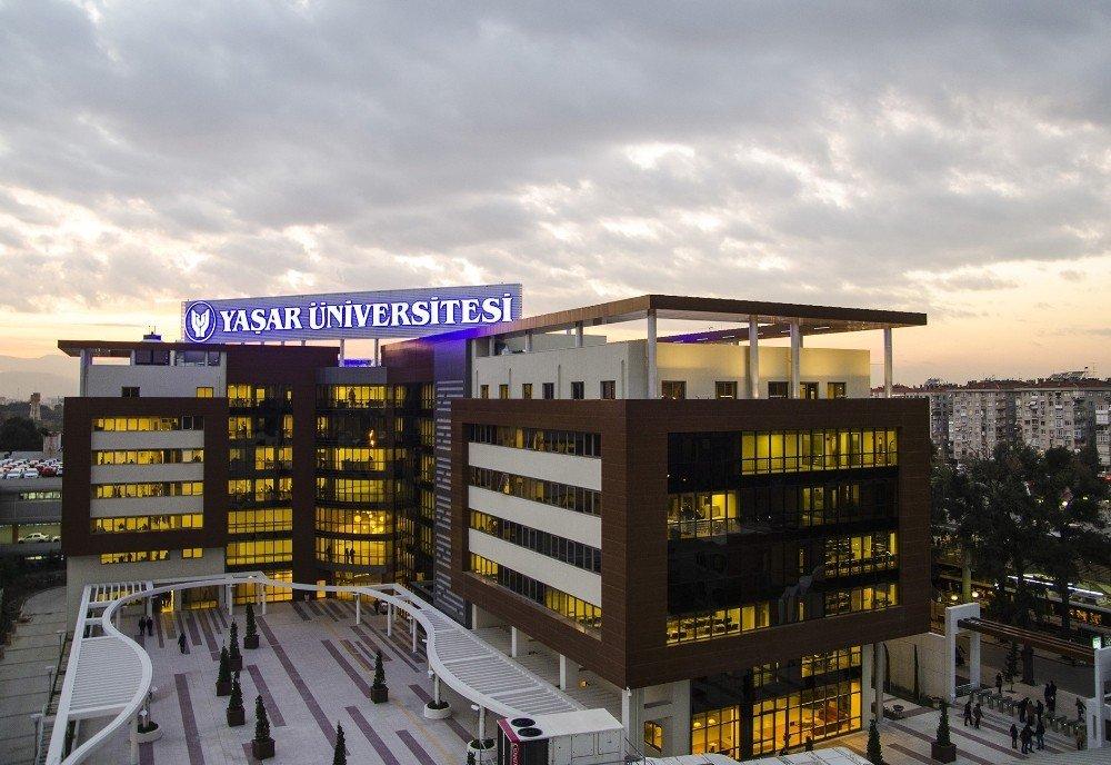 Yaşar Üniversitesi 10 sıra birden yükseldi