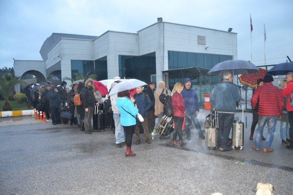 Türk tatilciler yılbaşında Yunan adalarına akın etti