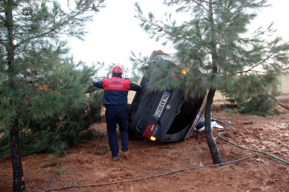 Feci kazada can verdi: 4 kişi de yaralandı