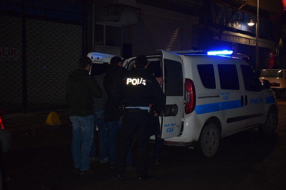 Malatya'da iki grup kavga etti: 1 yaralı
