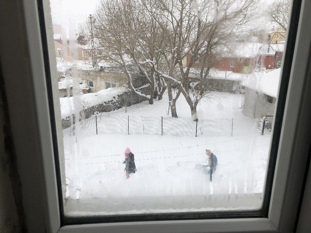2018'in ilk kar tatili bu kentte