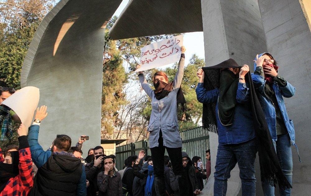 İran'da neler oluyor ?