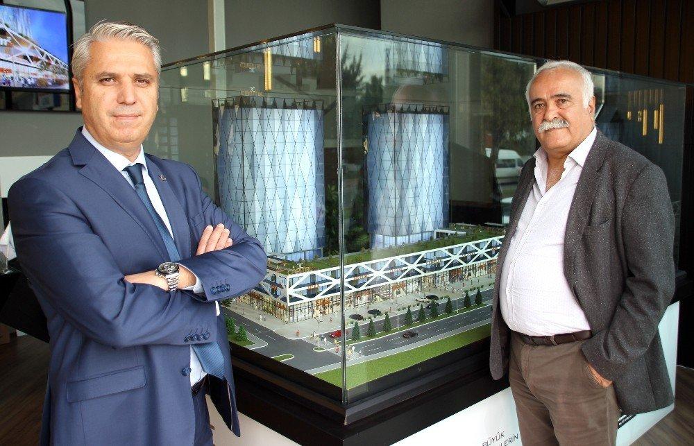 Türkiye'nin ve Avrupa'nın en iyi ofisi Mersin'de