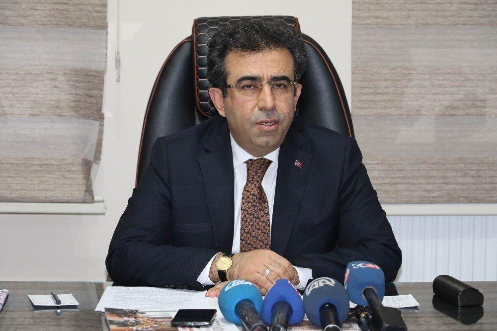Vali Güzeloğlu, Diyarbakır tarımını değerlendirdi