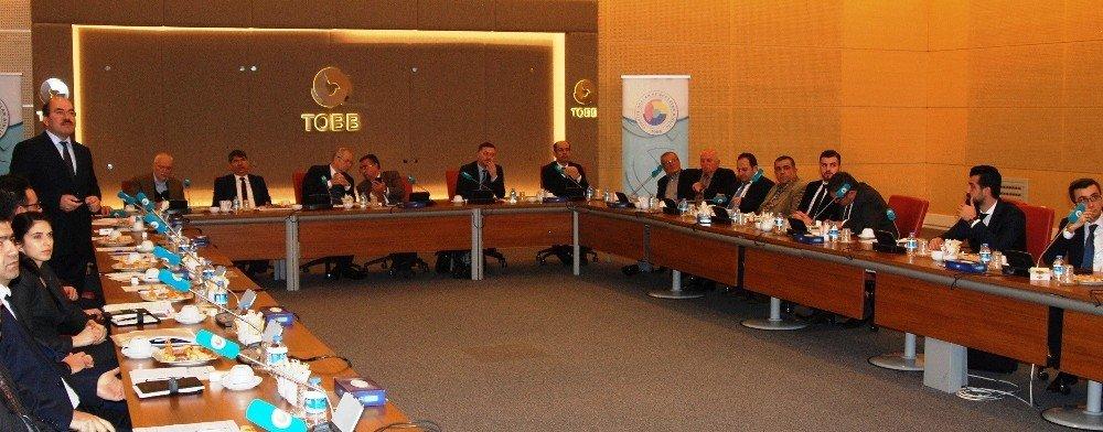 Ahşap sektörünün meseleleri TOBB Orman ürünleri Meclisi'nde masaya yatırıldı