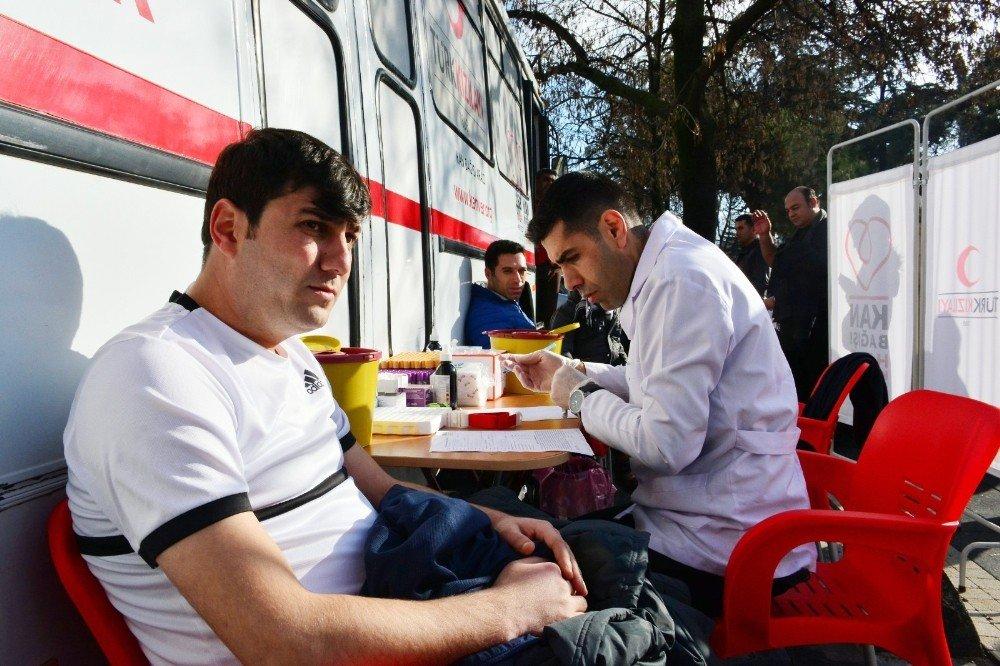 Erbaa, lösemi hastası Affan için seferber oldu