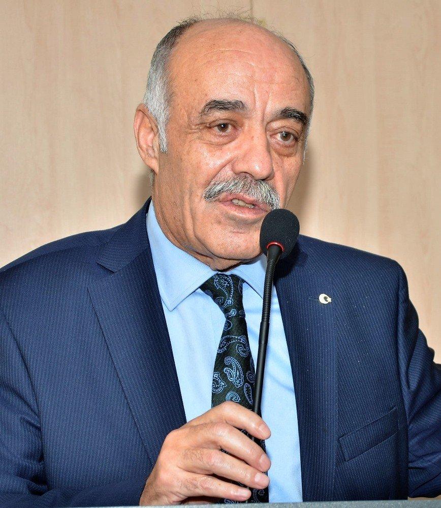 """ETSO Yönetim Kurulu Başkanı Yücelik; """"KGF destekleri devam etmeli"""""""